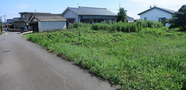 【不動産管理番号LS033】いちき串木野市東島平町 109.5坪 540万