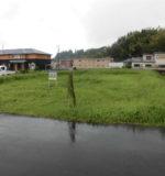 【不動産新着情報】薩摩川内市田崎町 集合住宅向け売地あります!