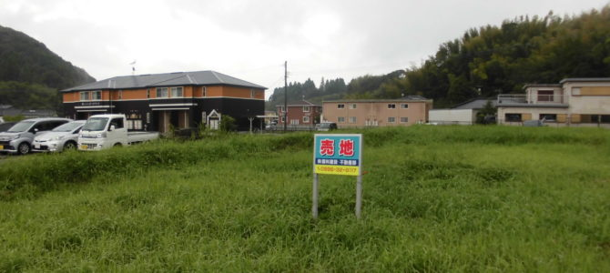【不動産管理番号LS049】薩摩川内市田崎町 2筆合計476坪 1,800万