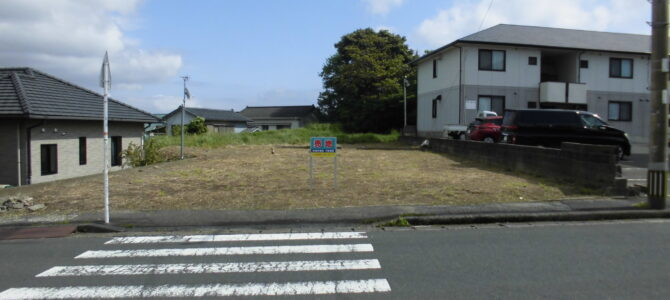 【不動産管理番号LS053】いちき串木野市緑町 79.8坪 440万円